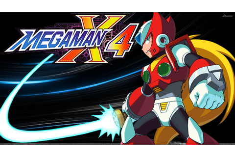 Mega Man X4 Walkthrough Full Game Speedrun Zero Gameplay ...