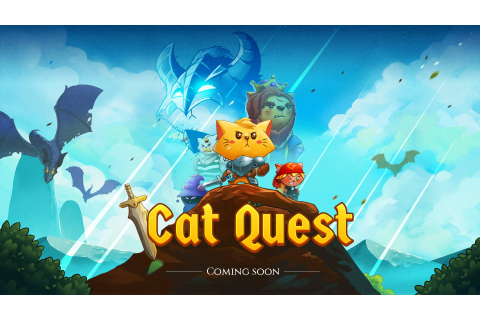 Cat Quest Release Date Announced for PC via PQube Games ...