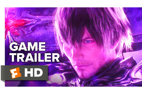 Final Fantasy XIV: Shadowbringers Extended Game Teaser ...