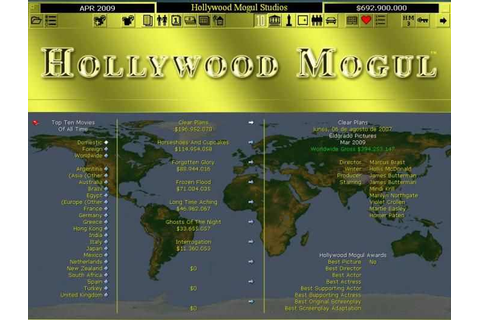 Hollywood Mogul Download Free Full Game | Speed-New