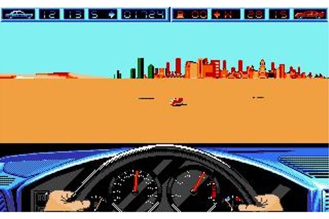 Highway Patrol II Download (1990 Arcade action Game)