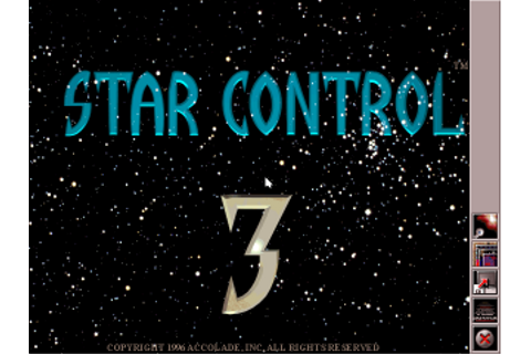Download Star Control 3 | DOS Games Archive