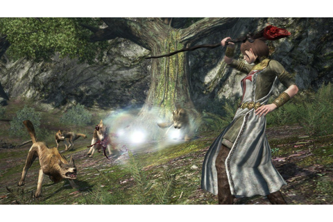 Dragon's Dogma Online Gets New Screenshots, Story Details ...