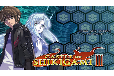 Castle of Shikigami 3 - Shoot'em Up or Dating Sim? - YouTube