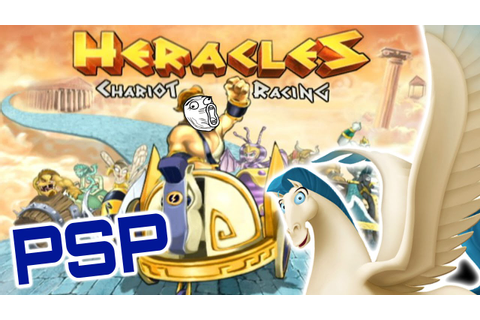 Heracles Chariot Racing / Versión PSP - YouTube