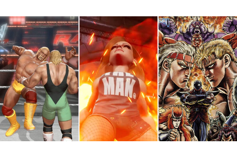 10 Wrestling Games To Play In Preparation For WWE 2K ...