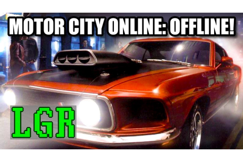 LGR - Bringing Motor City Online Back from the Dead - YouTube