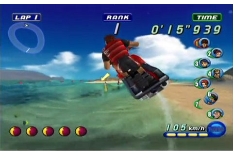 Decade-Old Easter Egg Unearthed in GameCube Wave Race | WIRED