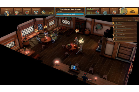 Epic Tavern – The Fantasy Tavern Management Game in Early ...