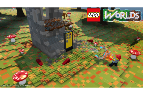 Hands On: Getting Creative with LEGO Worlds on PS4 - Push ...