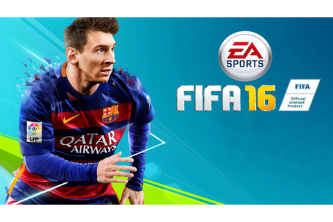 FIFA 16 PC Download Full Version Game for Free - Yo PC Games