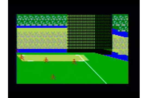 World Series Major League Baseball - Intellivision ECS ...
