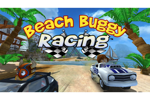Beach Buggy Racing (by Vector Unit) - iOS / Android - HD ...