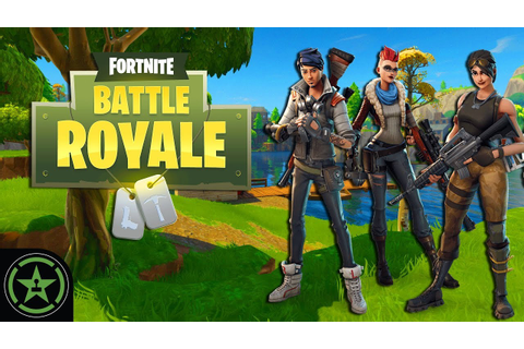 Let's Play - Fortnite: Battle Royale - AH Live Stream ...