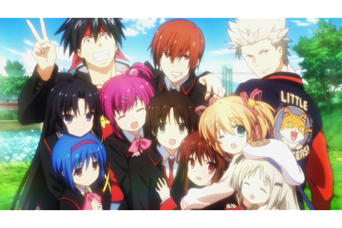 Episode 26 - The Best Friends Ever | Little Busters! Wiki ...