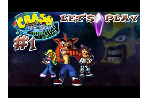 [FR] Crash Bandicoot - La Vengeance De Cortex : Ep.1 [PS2 ...