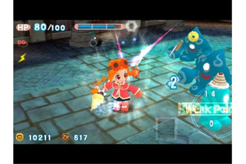 Gurumin: A Monstrous Adventure Game - Download and Play ...