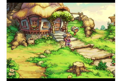 Download Legend Of Mana PSX ISO High Compressed | Tn Robby ...