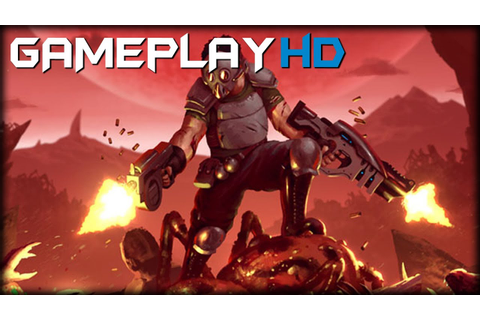 Crimsonland Gameplay (PC HD) - YouTube