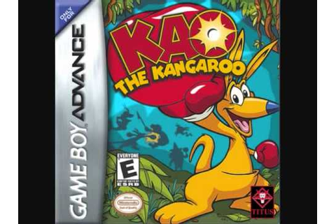 *Kao The Kangaroo (GBA) OST + {DOWNLOAD}* - YouTube