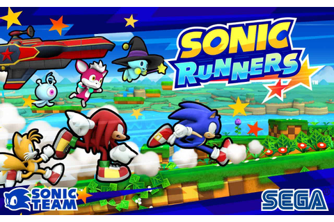Game Review: Sonic Runners (Mobile - Free to Play) - Games ...