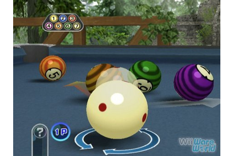 Hudson announce Pool Revolution: Cue Sports for WiiWare ...