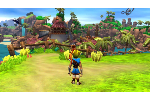 Remastered 'Jak And Daxter: The Precursor Legacy' For PS4 ...