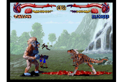 Primal Rage - PC Games - Top PC Games to download
