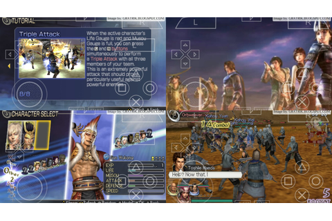Warriors Orochi 2 PSP Game Review on Android | APK GAME ...