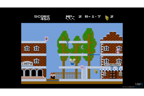 Mappy-Land - Game - Nintendo World Report