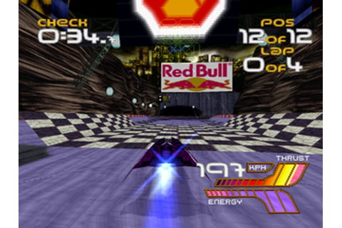 Wipeout 2097 (Game) | GamerClick.it