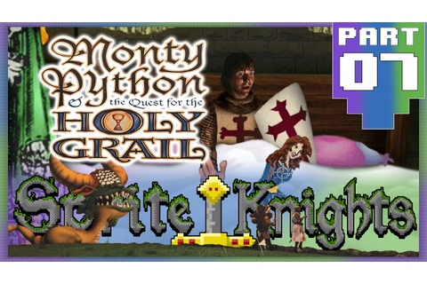 Monty Python and the Quest for the Holy Grail: Spank The ...