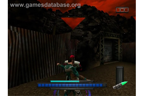 Max Steel: Covert Missions - Sega Dreamcast - Games Database