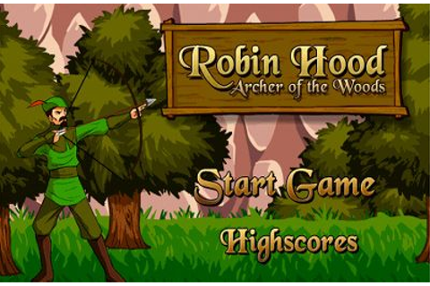 Robin Hood - Archer of the Woods ipa. ~ Free Iphone Games ...