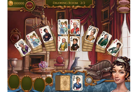 Regency Solitaire – Mac Game Download