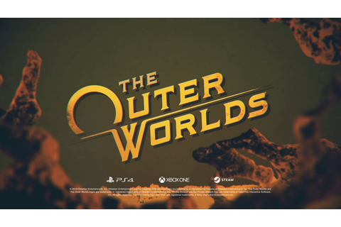 The Outer Worlds Announced By Obsidian - PlayStation Universe