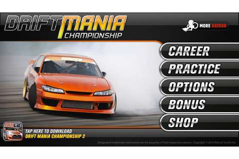 Drift Mania Championship Pro - Android Apps on Google Play