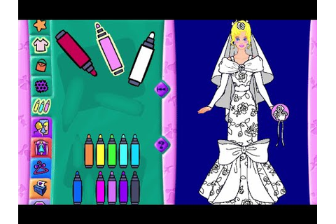 Where can you find online Barbie fashion designer games ...
