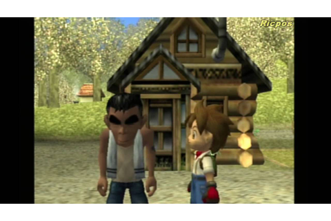 Harvest Moon A Wonderful Life Special Edition [PS2] - YouTube