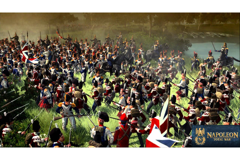 Napoleon: Total War OST Track 35: The Defeat at Waterloo ...