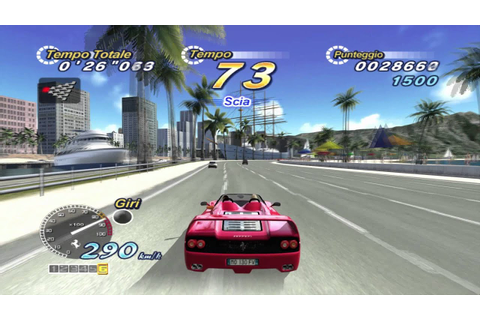 OutRun 2006: Coast 2 Coast APK + ISO PSP Download For Free