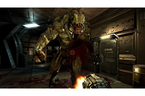 Doom 3 GAME MOD Doom 3 Hi Def v.2.0b - download ...