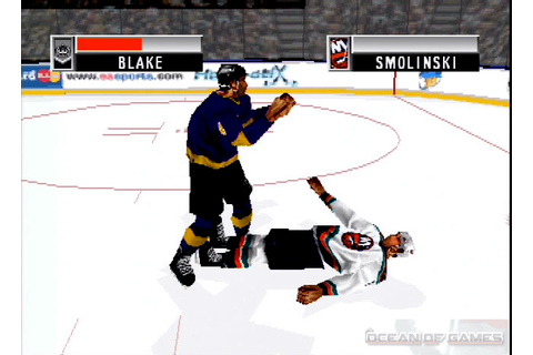 NHL 98 Free Download - Ocean Of Games