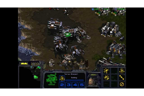 Starcraft 1: Insurrection - Terran 11 - Attack and Destroy ...