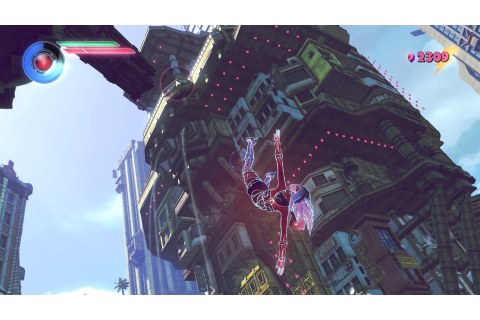 Gravity Rush 2 Review - Topsy-Turvy World