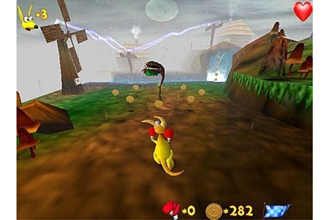 Kao The Kangaroo | Retro Gamer