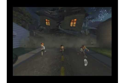 Monster House Movie Game Walkthrough Part 8 (GameCube ...