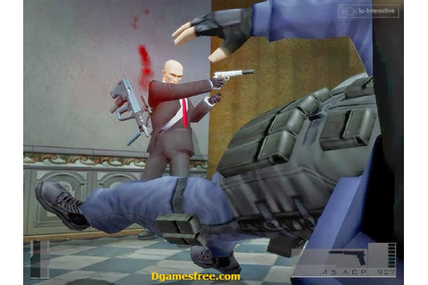 Hitman 3 Contracts Download PC Game Free - Download PC ...