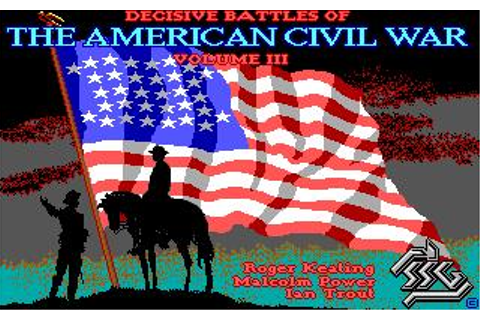 Decisive Battles of American Civil War Vol. 3 Download ...