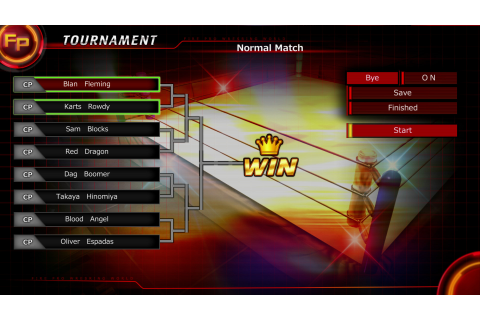 Fire Pro Wrestling World - Tai game | Download game Mô phỏng